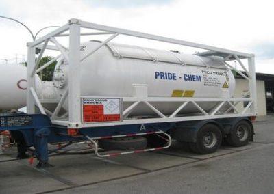 8MT ISO Tanker